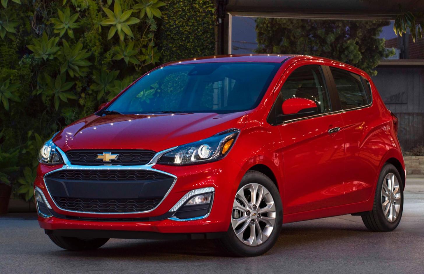 Images 2022 Chevrolet Spark