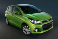 Redesign and Review 2022 Chevrolet Spark