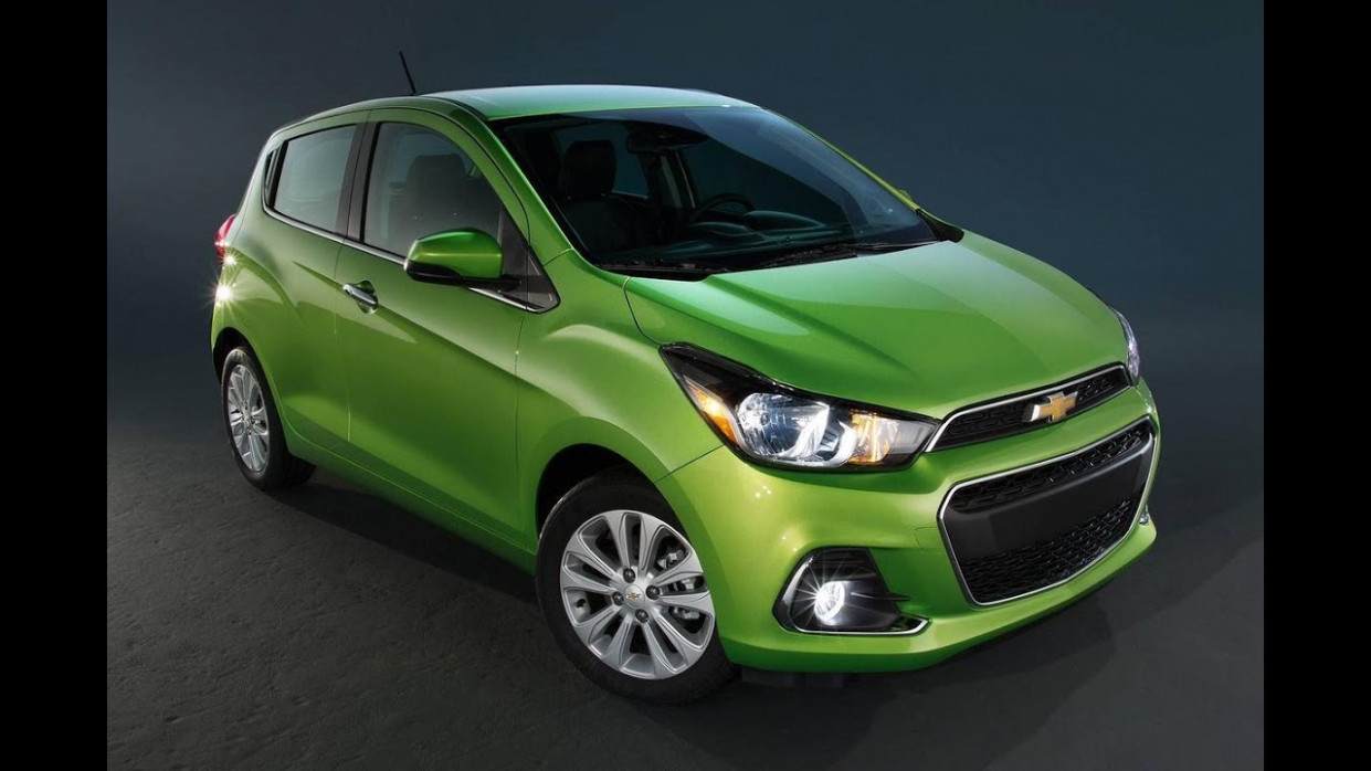 Price and Review 2022 Chevrolet Spark