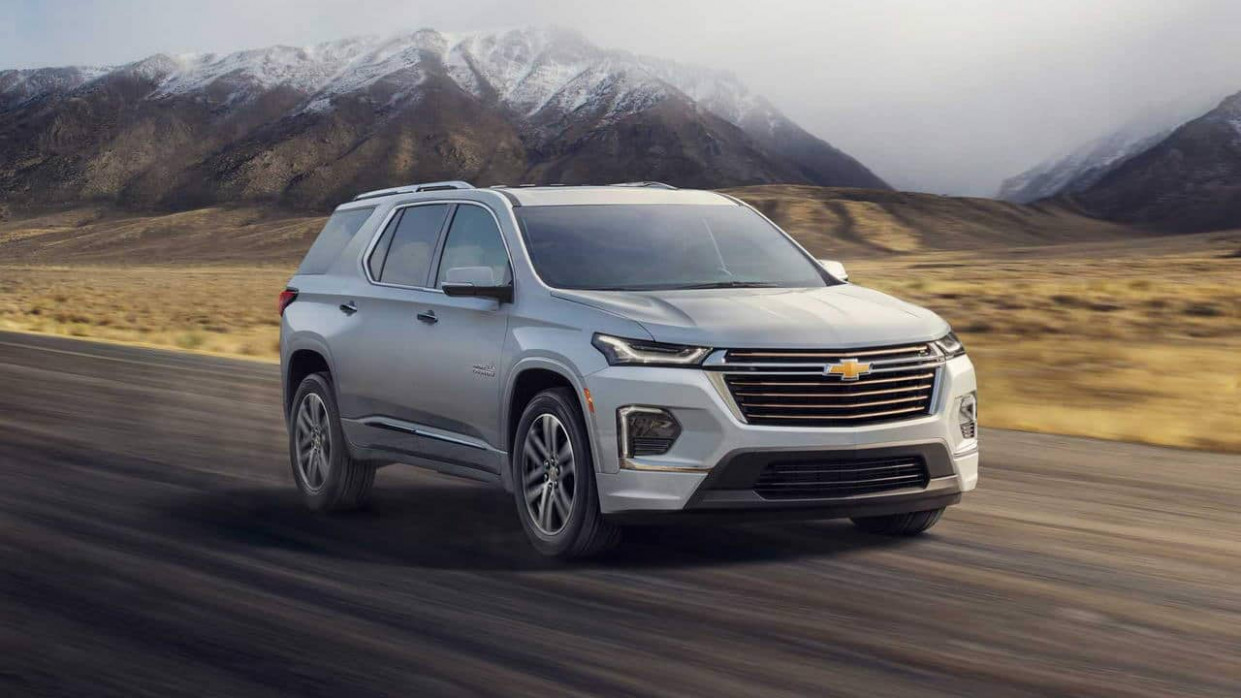 New Concept 2022 Chevrolet Traverses