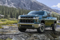 picture 2022 chevy 2500hd
