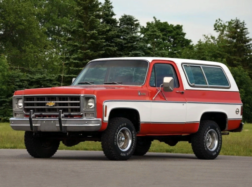 Price and Release date 2022 Chevy Blazer K 5