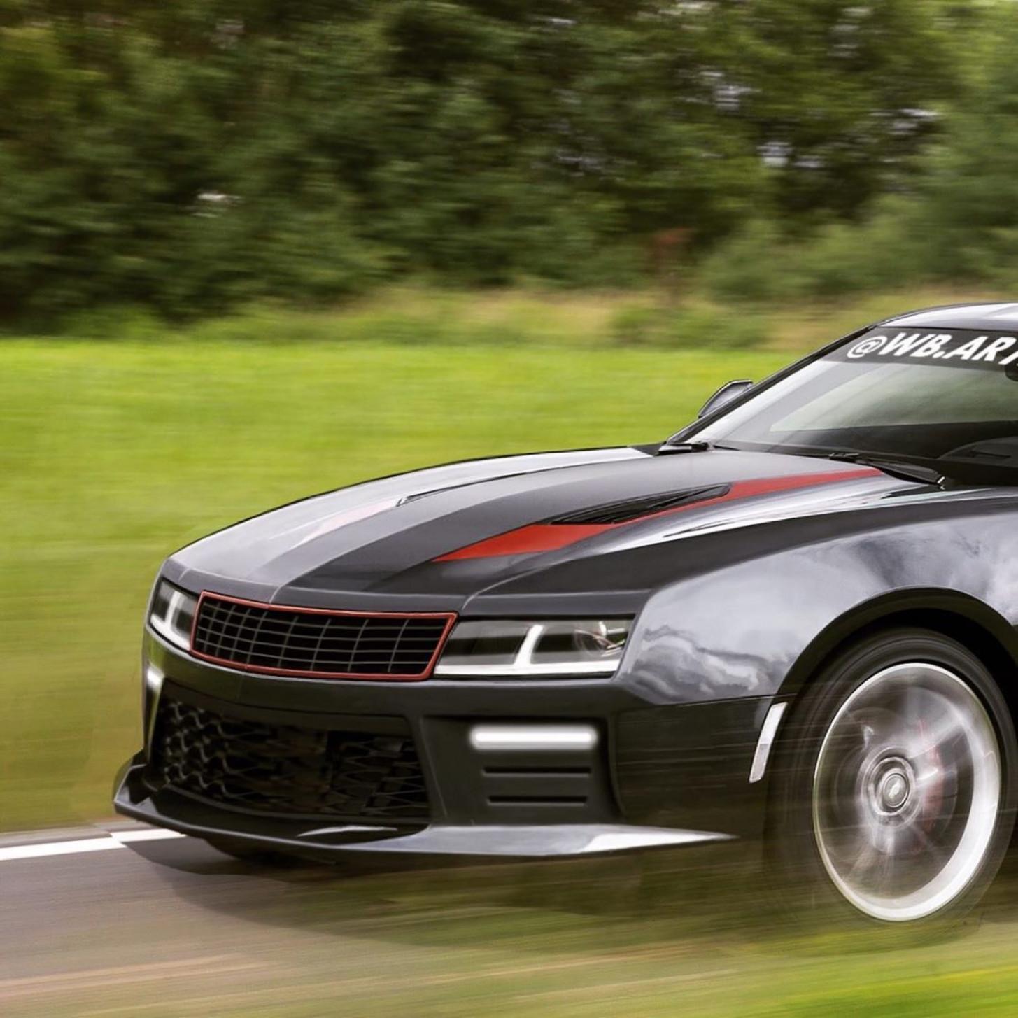 History 2022 Chevy Monte Carlo