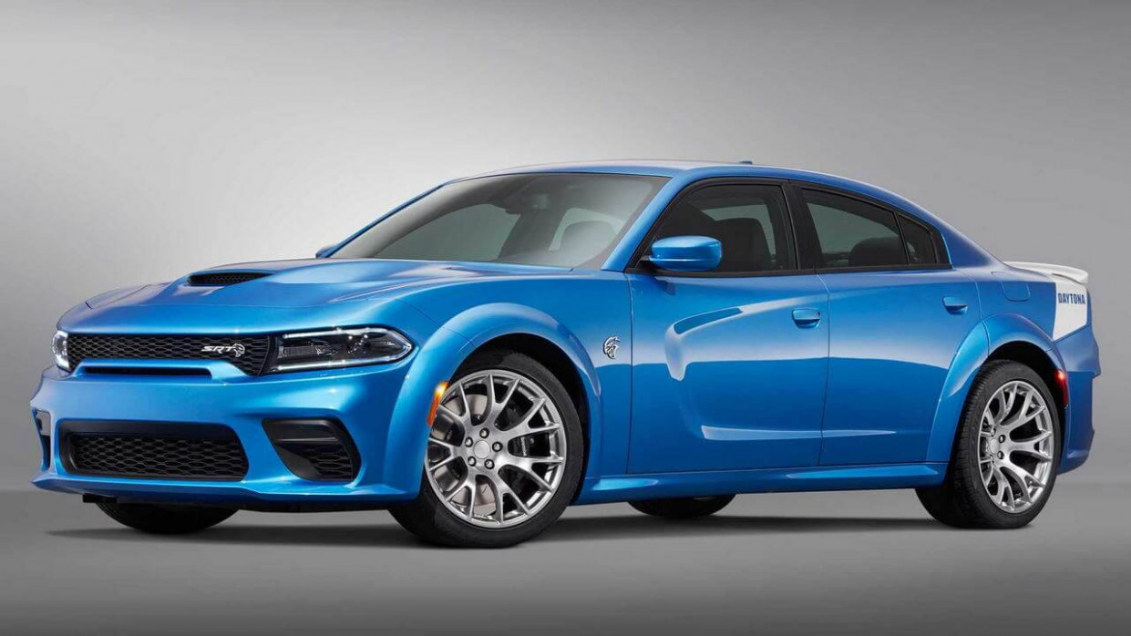 Overview 2022 Dodge Charger
