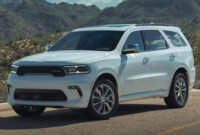 First Drive 2022 Dodge Durango