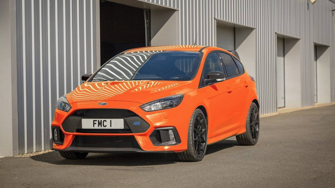 Configurations 2022 Ford Focus Rs St