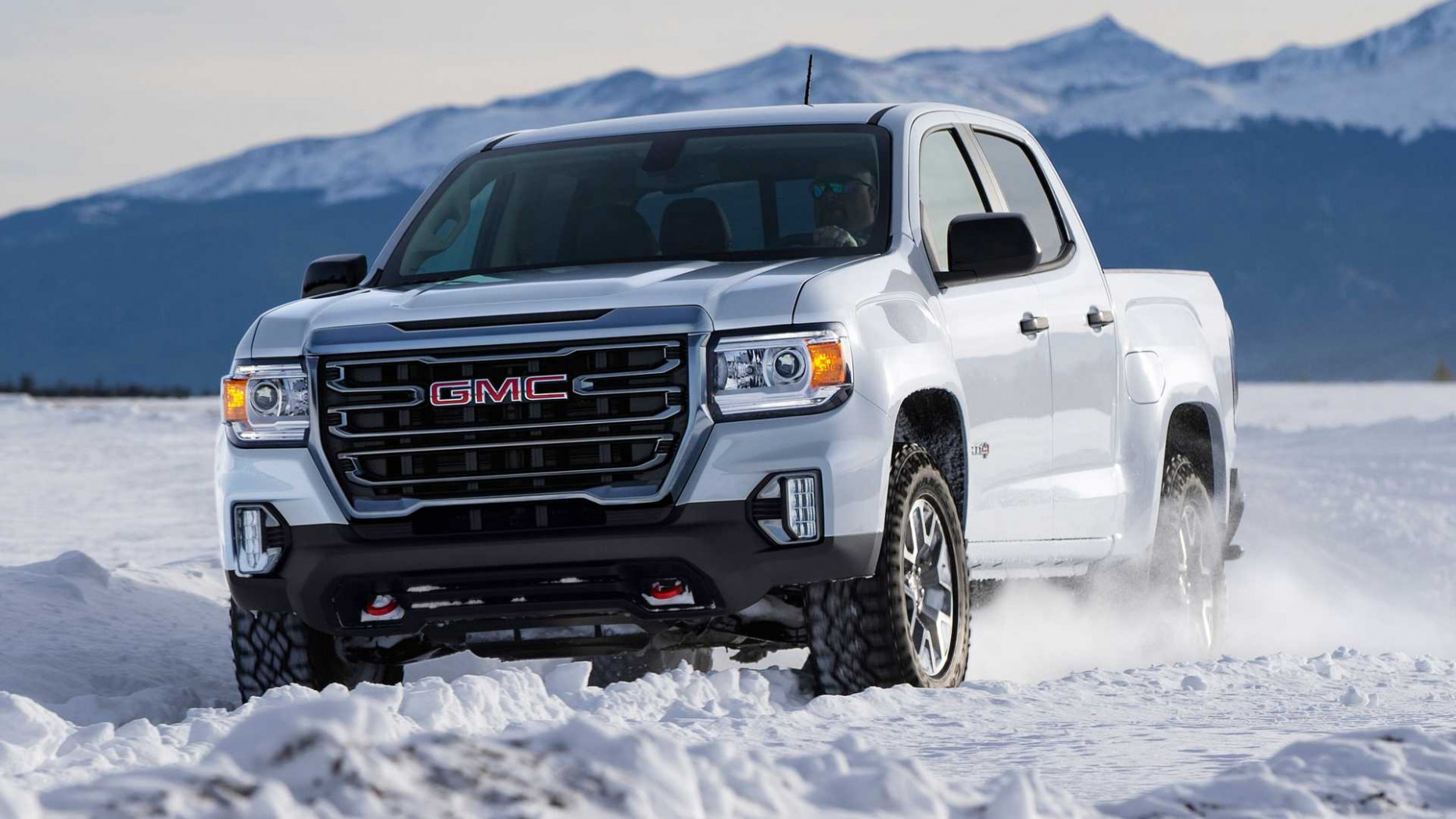 Research New 2022 GMC Canyon