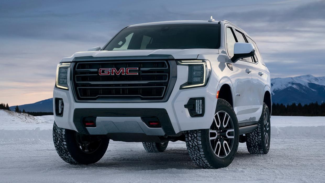 Prices 2022 GMC Yukon XL