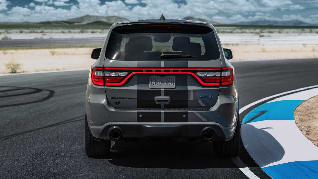 New Model and Performance 2022 Grand Cherokee Srt Hellcat
