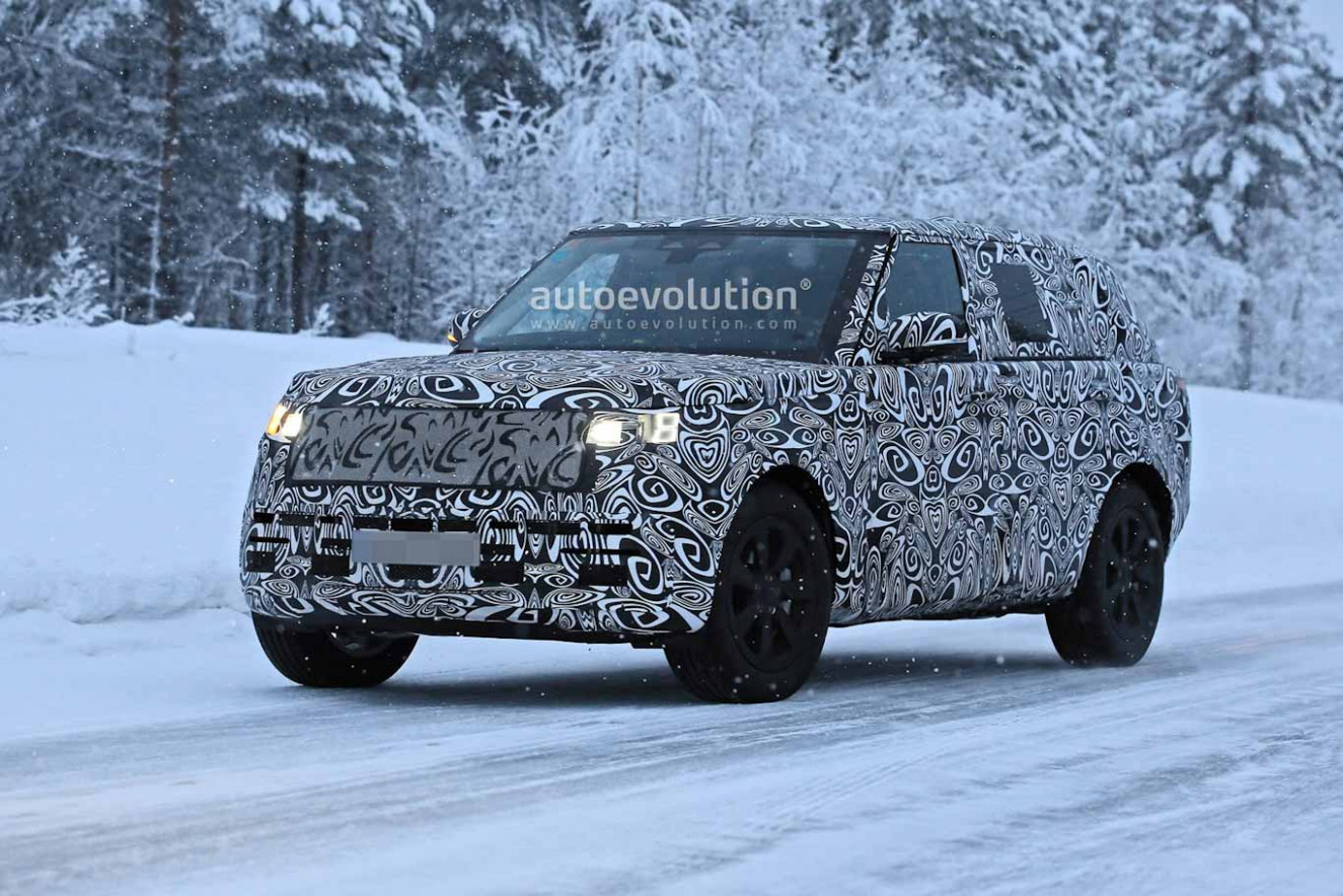Rumors 2022 Land Rover Discovery Sport