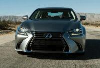 Concept 2022 Lexus GS F