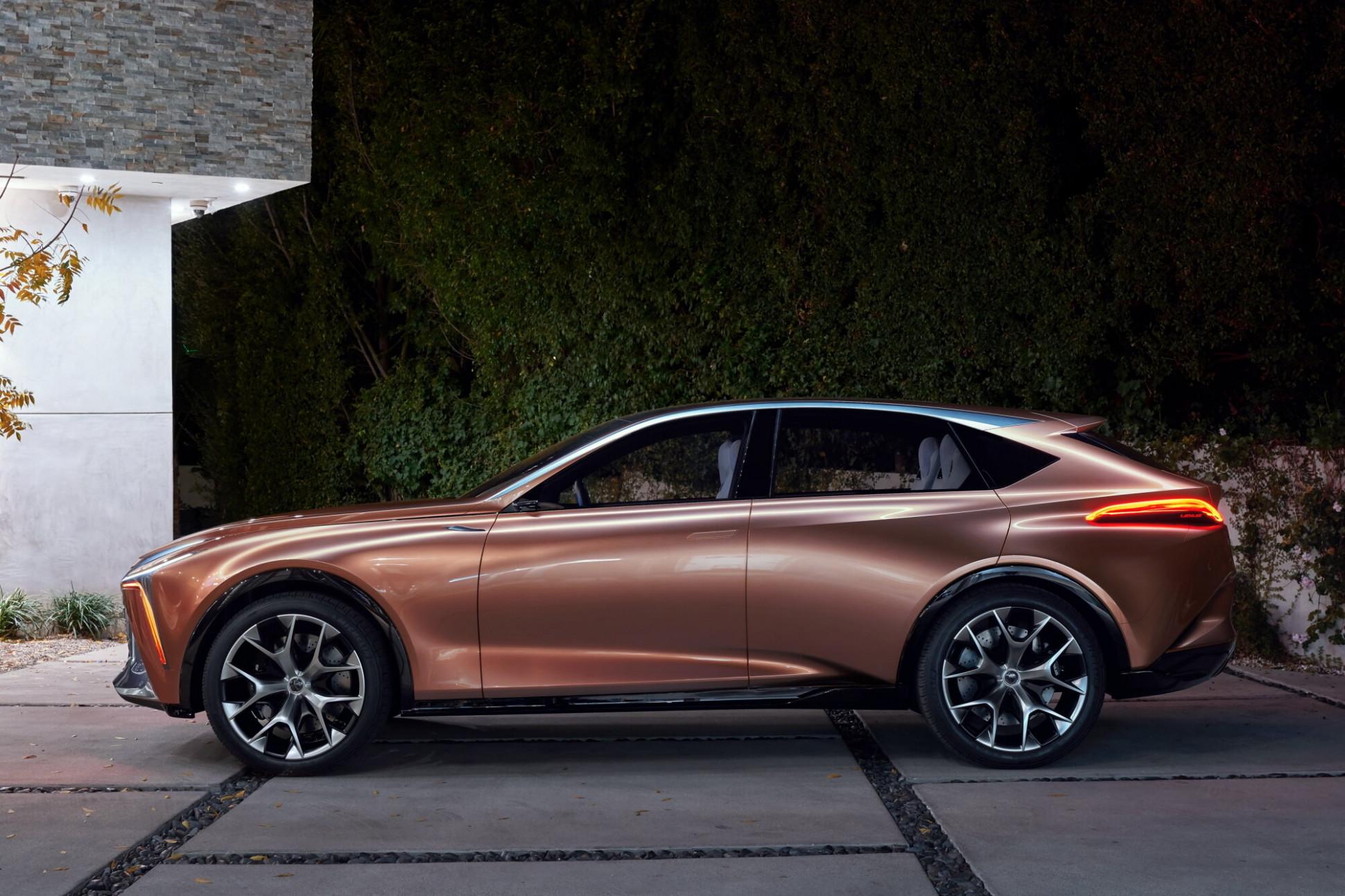 Pictures 2022 Lexus TX