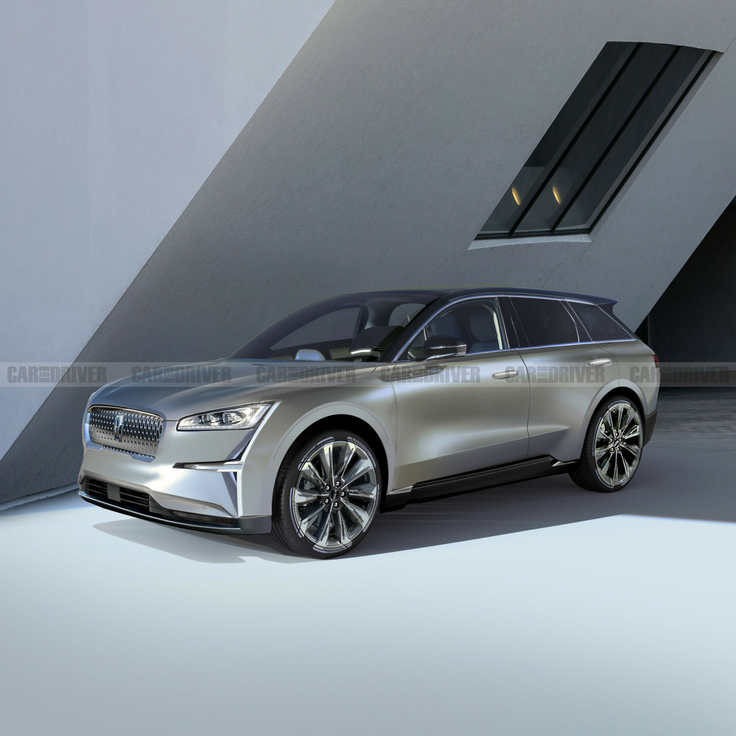 Release Date and Concept 2022 Lincoln MKC