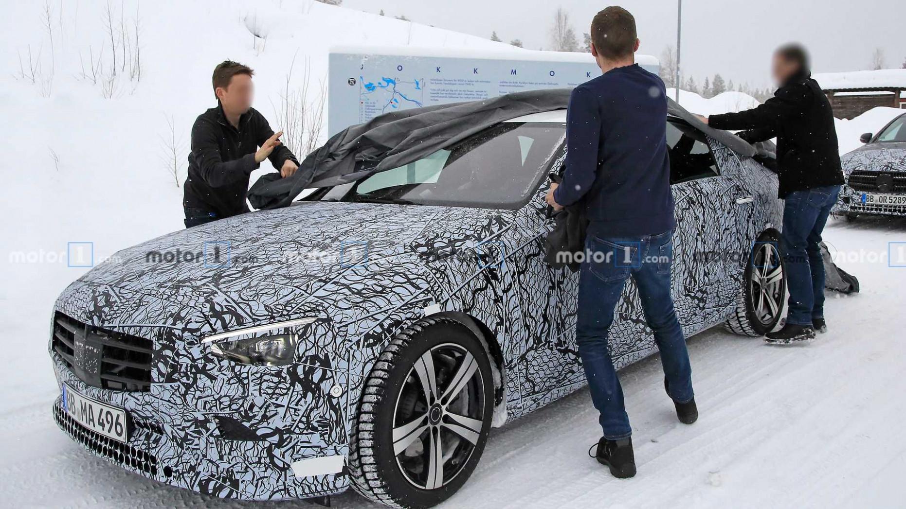 First Drive 2022 Mercedes-Benz C-Class
