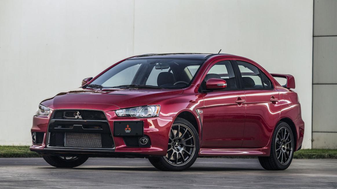 Configurations 2022 Mitsubishi Lancer EVO XI