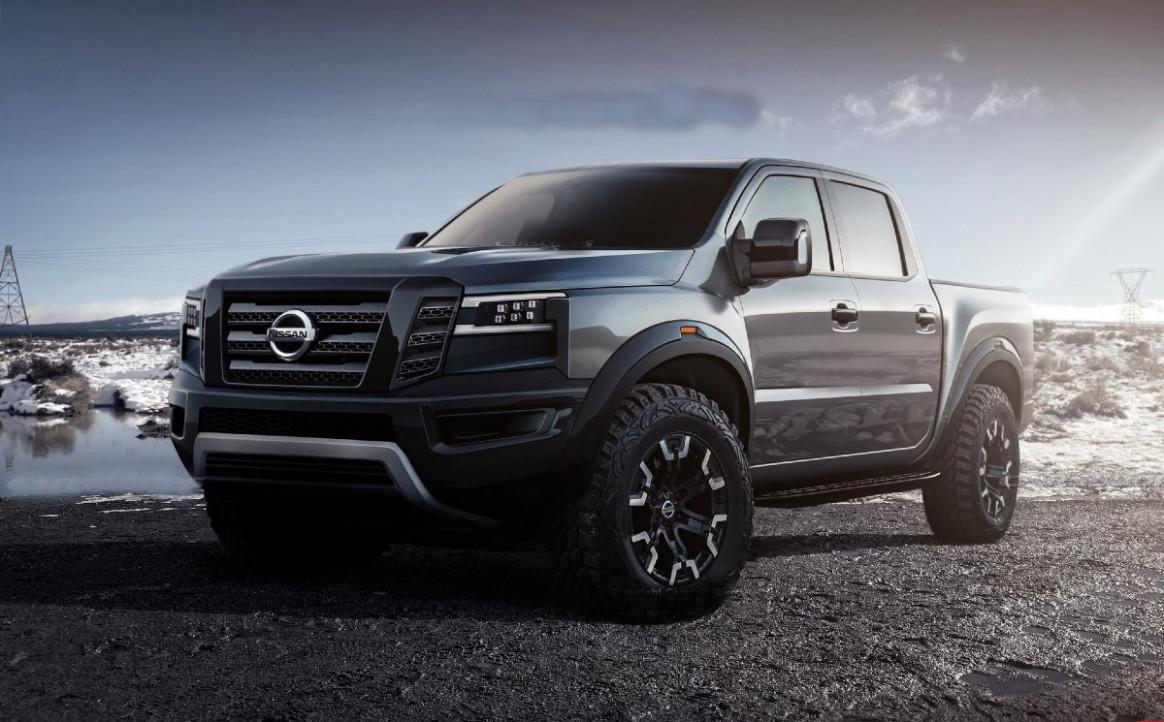 Research New 2022 Nissan Titan Updates