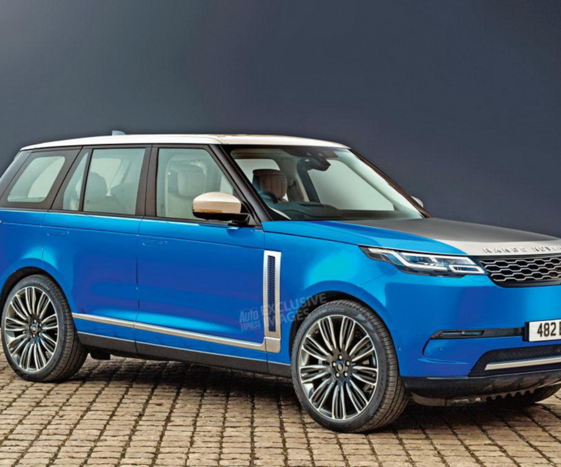 Picture 2022 Range Rover Sport