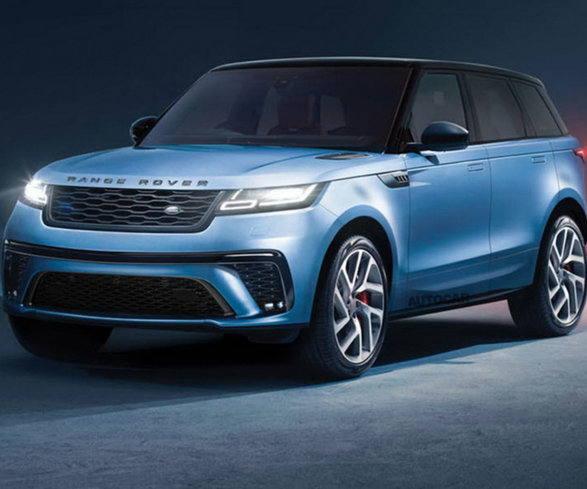 Concept and Review 2022 Range Rover Sport
