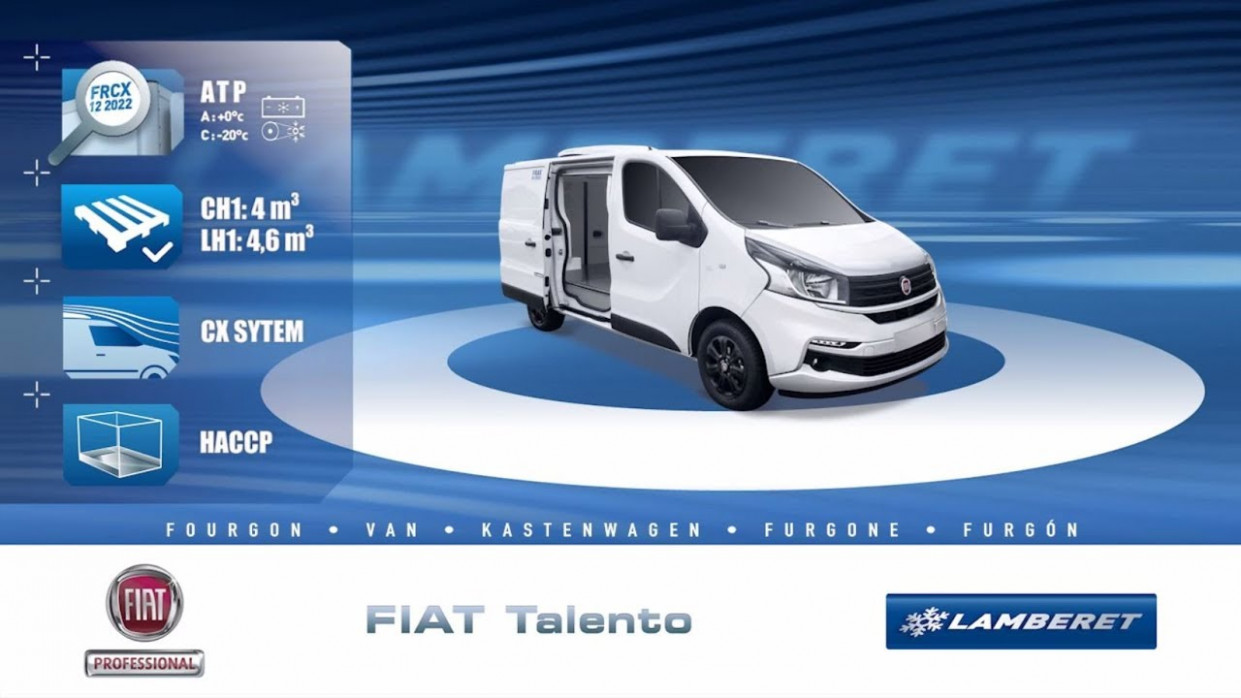 Spy Shoot 2022 Renault Trafic