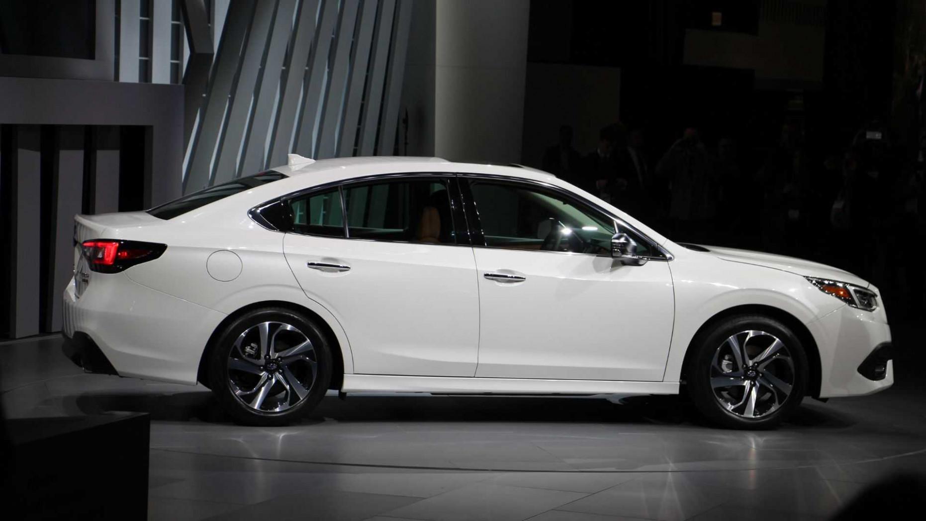 Pricing 2022 Subaru Legacy Turbo