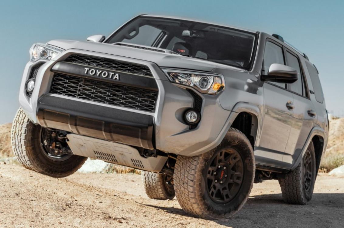 Spesification 2022 Toyota 4Runner
