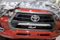 picture 2022 toyota hilux spy shots