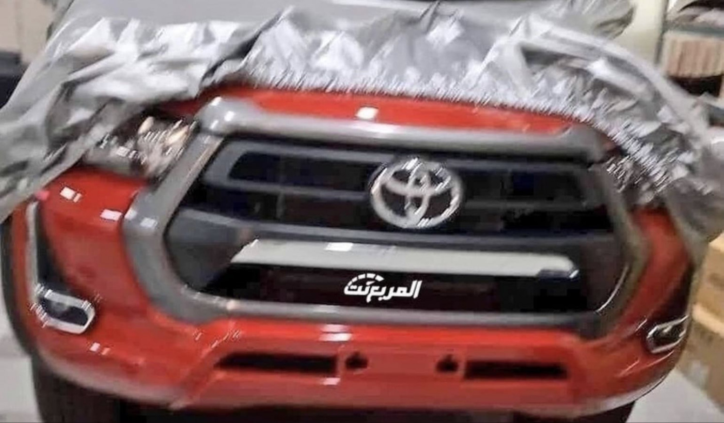 Release Date 2022 Toyota Hilux Spy Shots