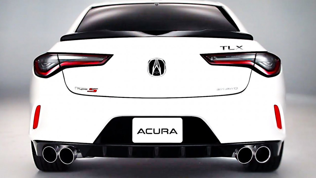 Wallpaper Acura Tlx Type S 2022