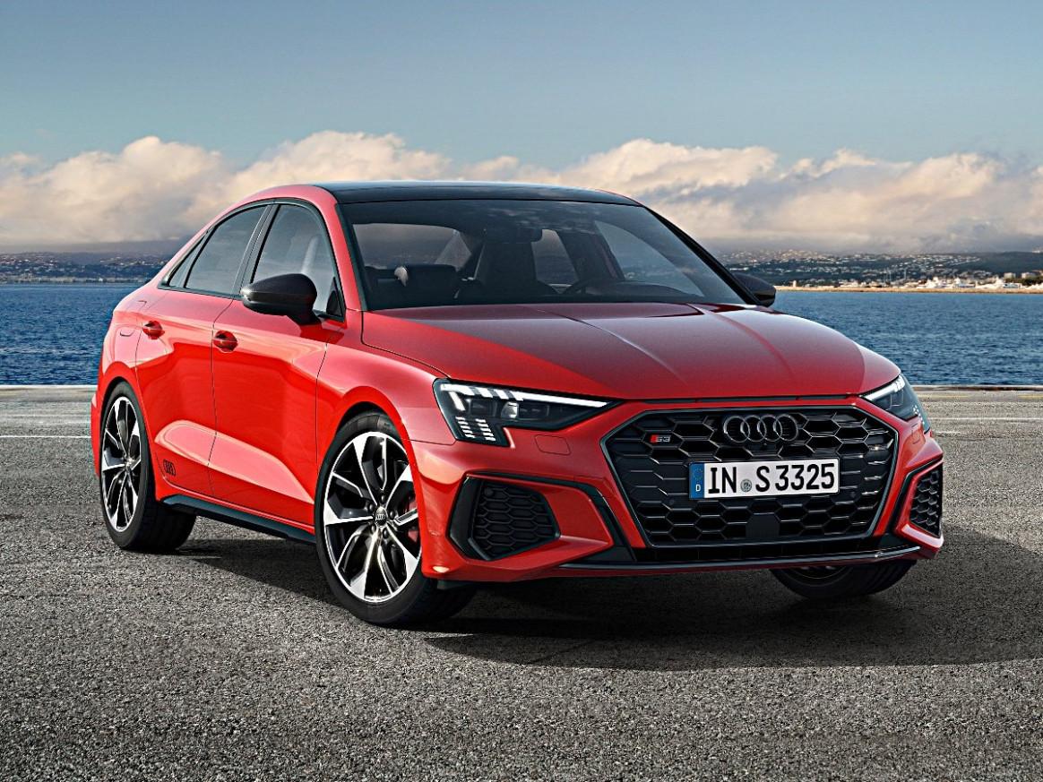 History Audi S3 2022