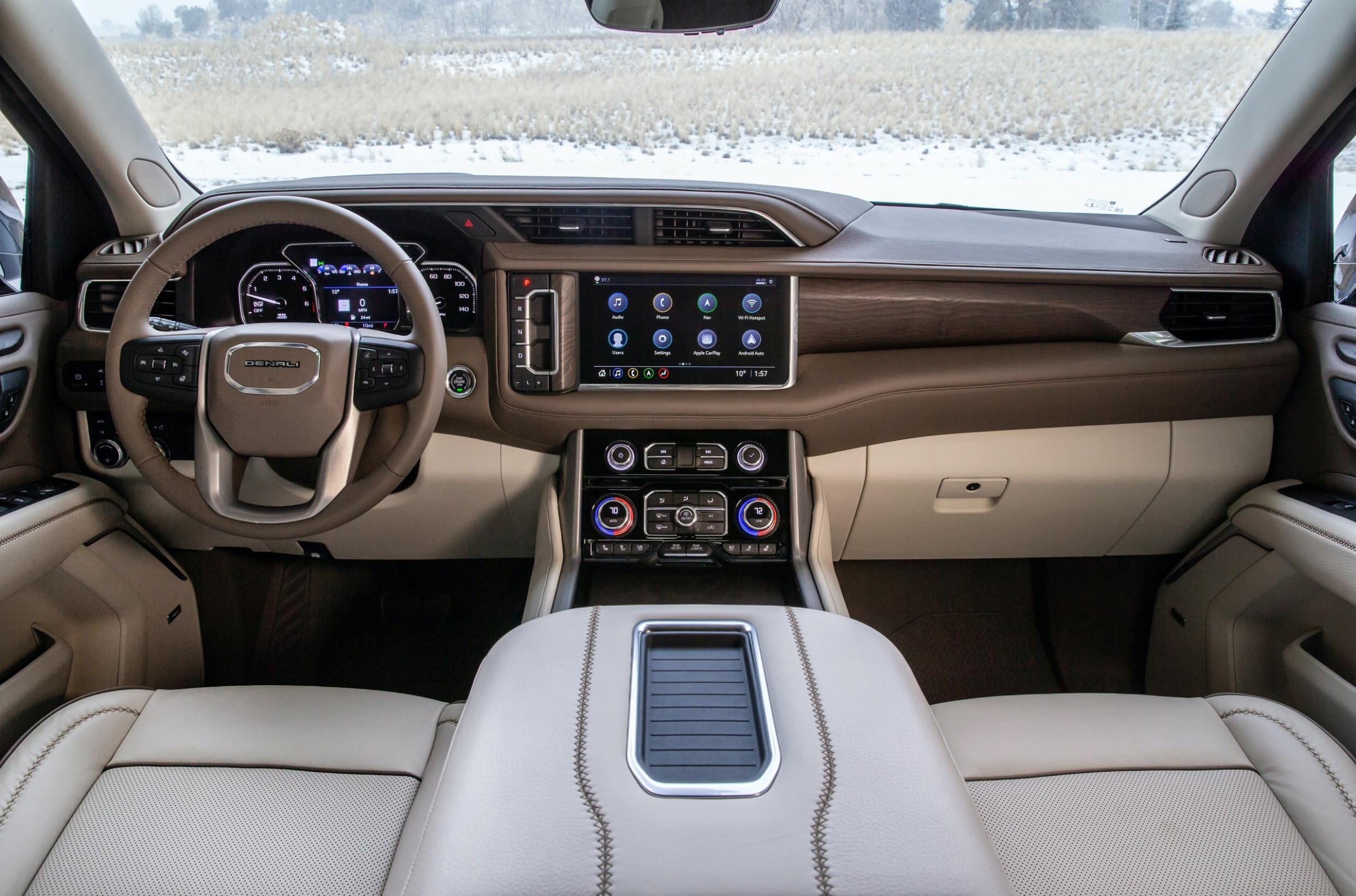 Exterior and Interior Chevrolet Yukon 2022