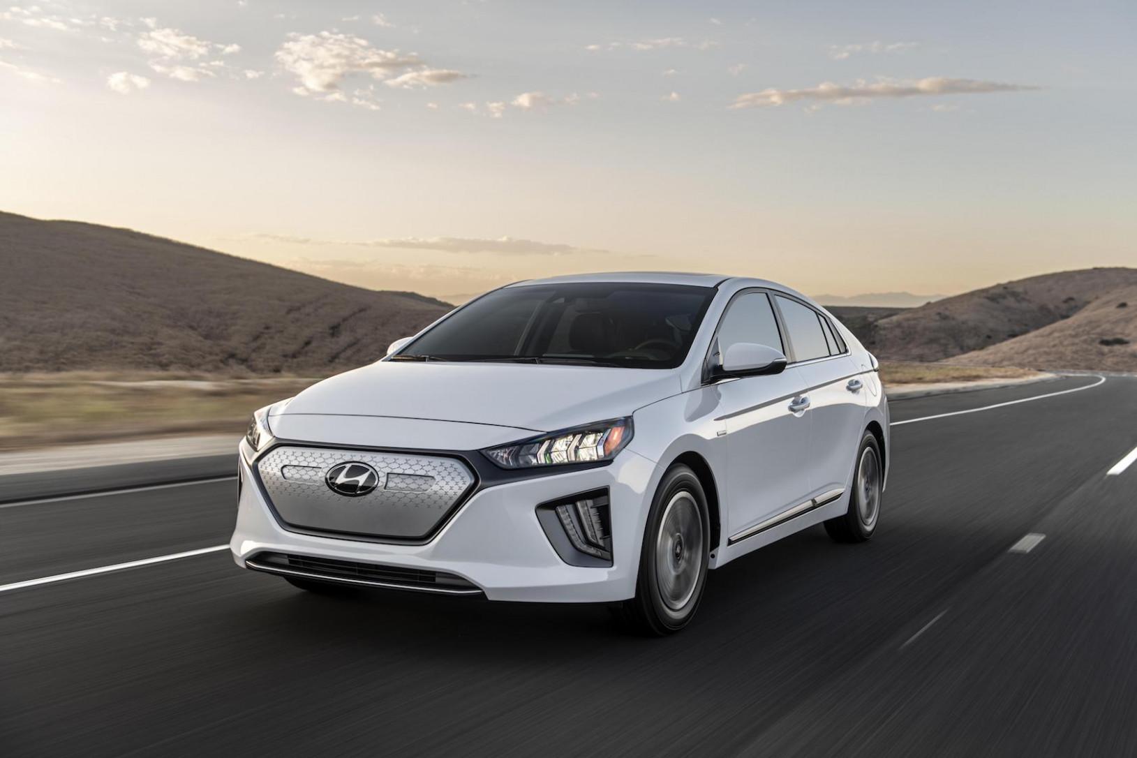 Price, Design and Review Hyundai Ioniq Electric 2022 Range