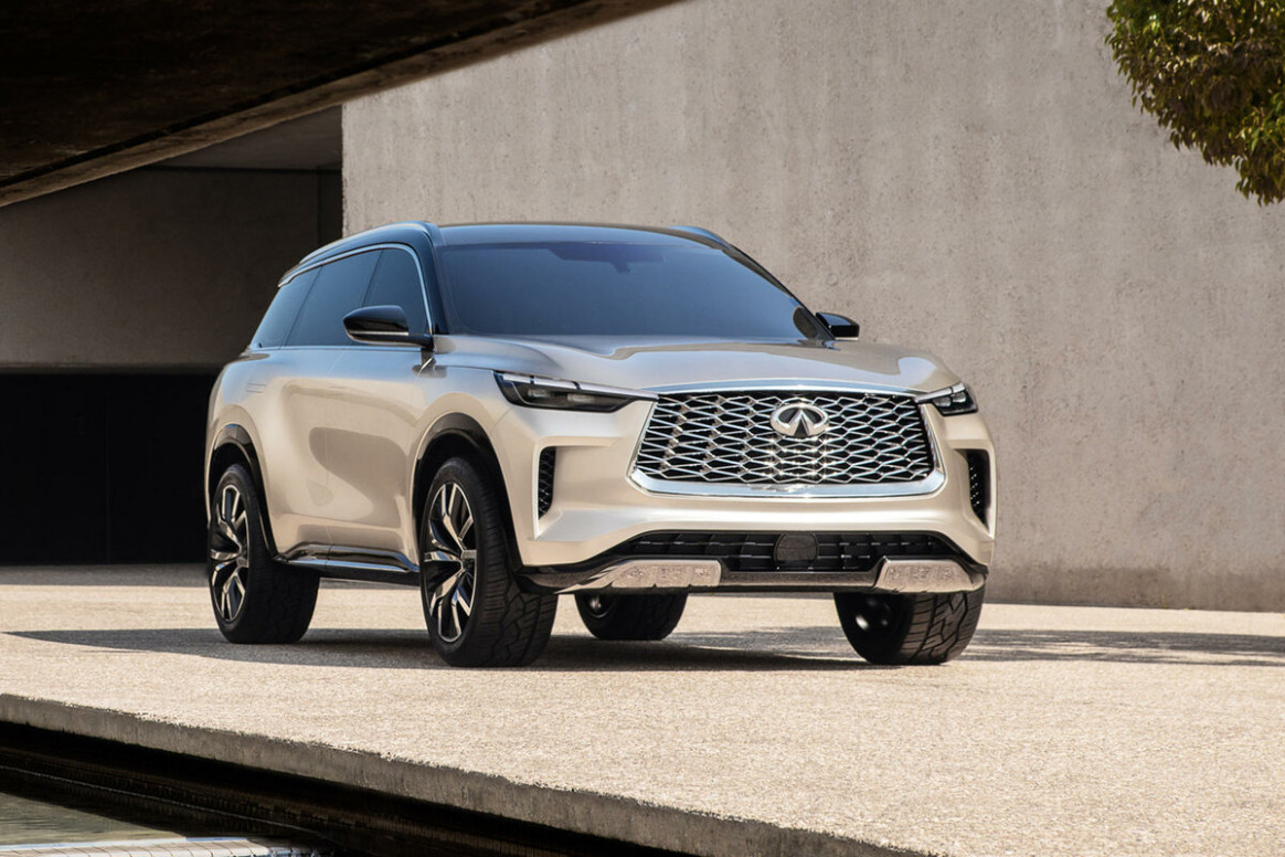 Specs and Review Infiniti 2022 Suv