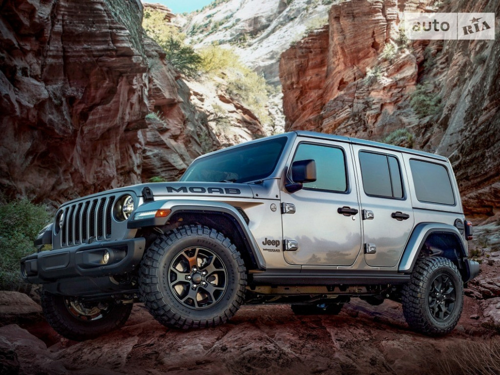 Style Jeep Wrangler Unlimited 2022