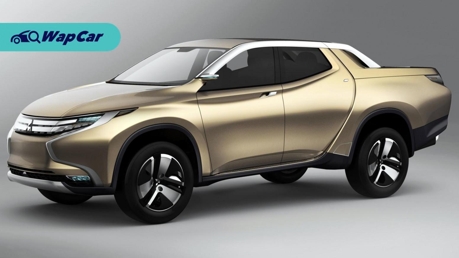 Review Mitsubishi New Triton 2022