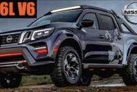 Model Nissan Frontier 2022 Release Date