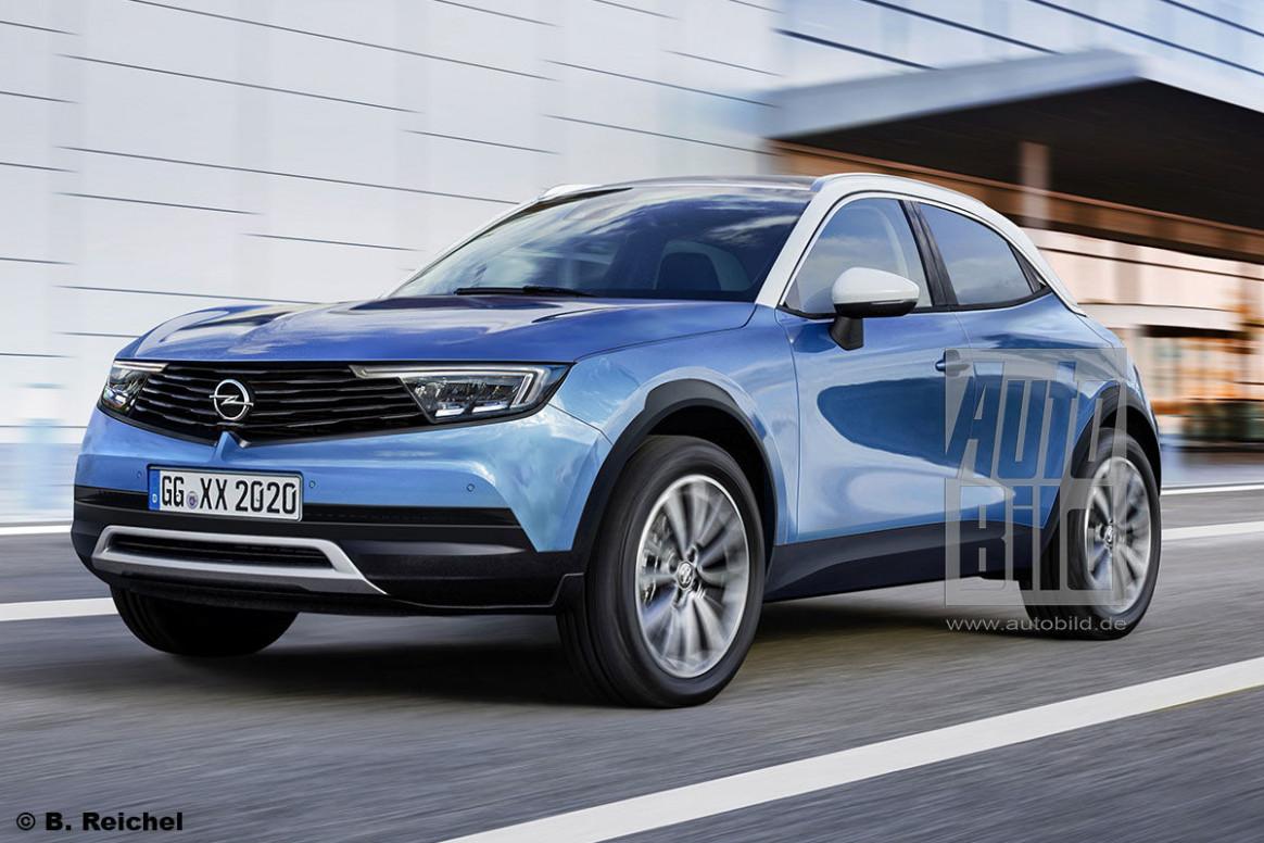 Interior Opel Adam 2022