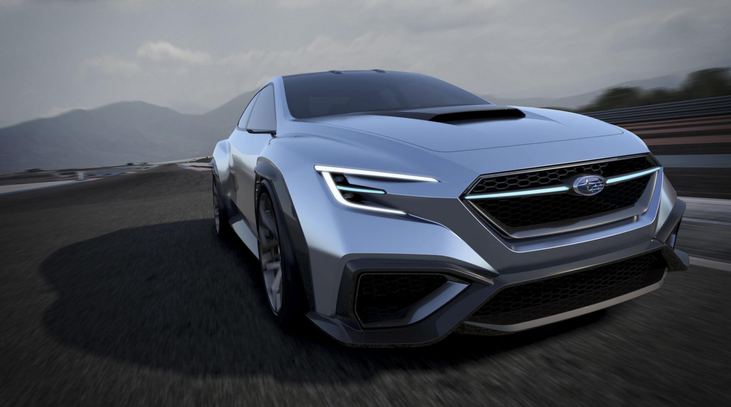 Concept Subaru Wrx Hatchback 2022