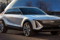 Exterior and Interior What Cars Will Cadillac Make In 2022