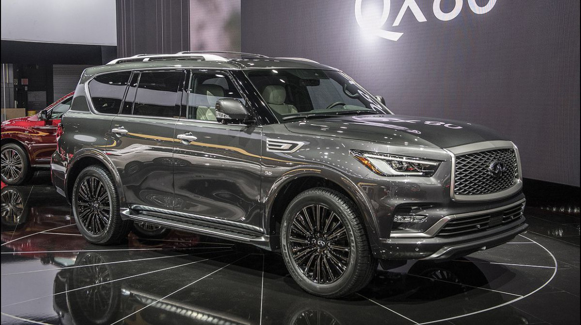 Reviews When Does The 2022 Infiniti Qx80 Come Out