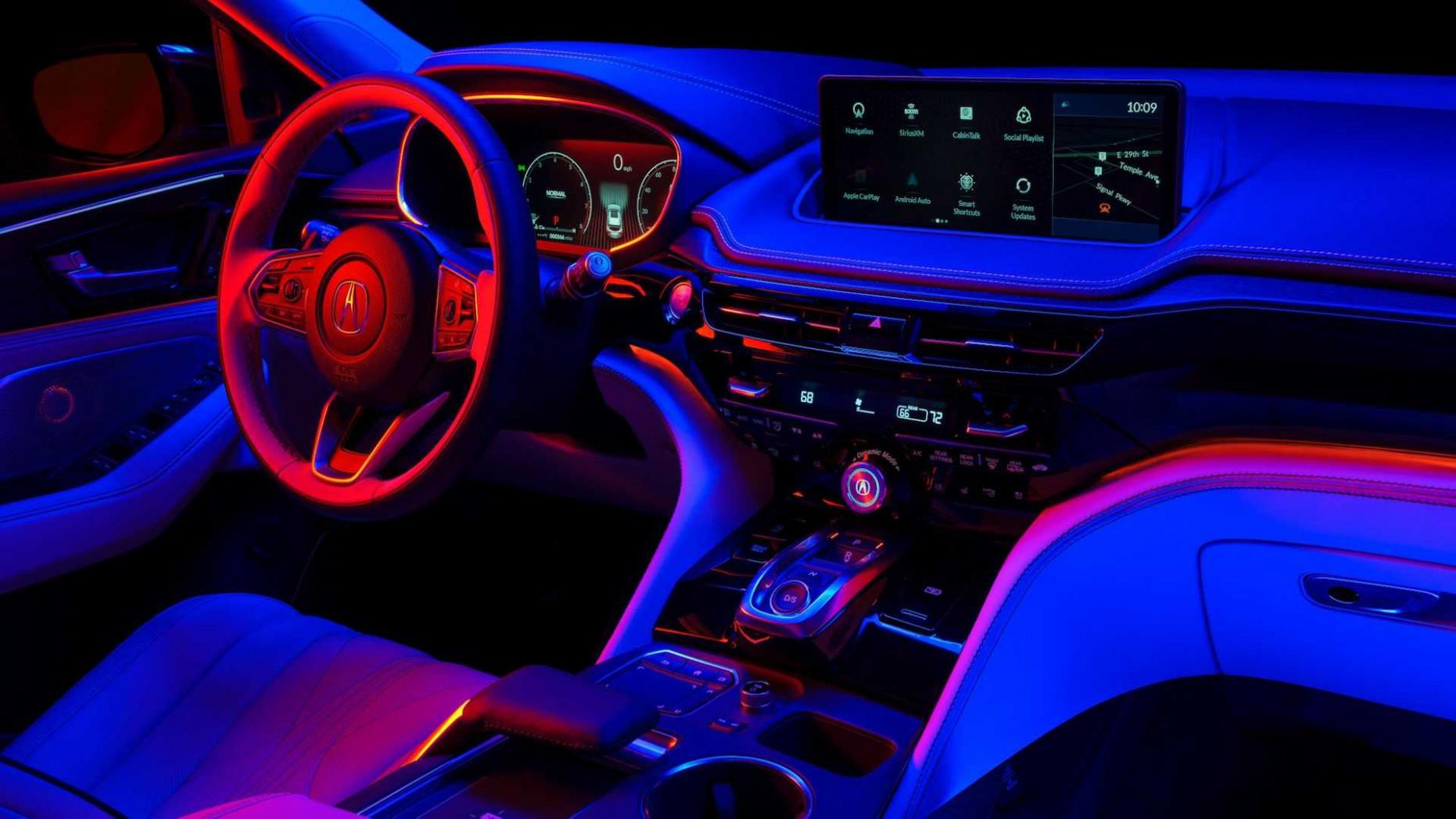 Review 2022 Acura MDX Hybrid