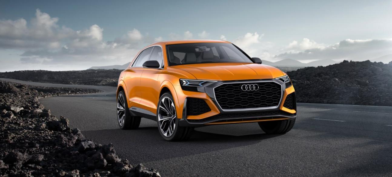 Model 2022 All Audi A9
