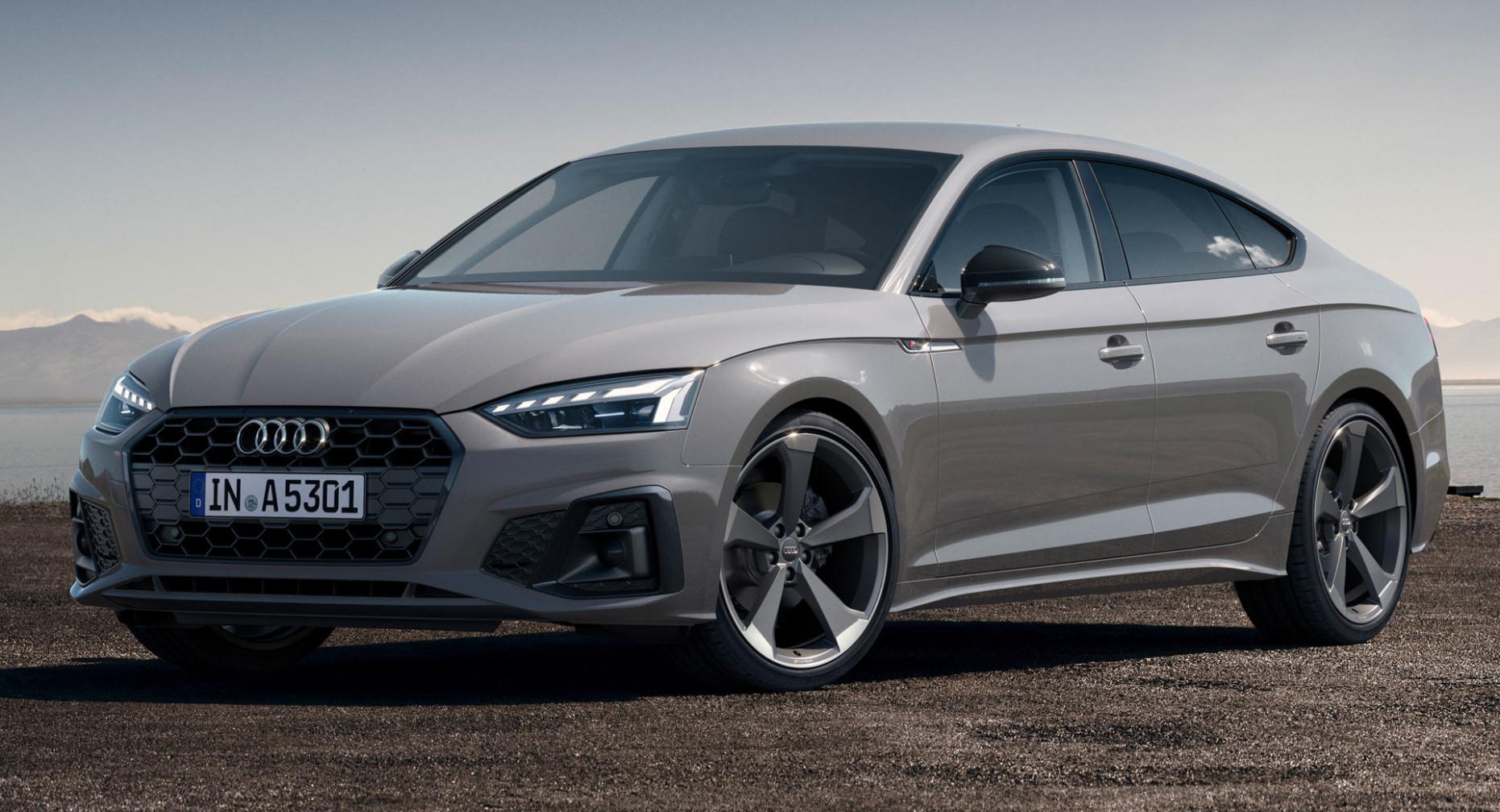 Model 2022 Audi A5