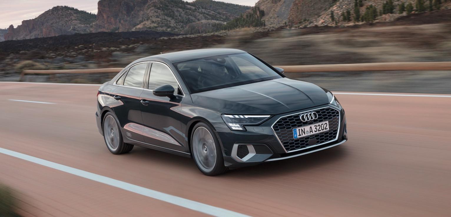 Model 2022 Audi A6 Comes