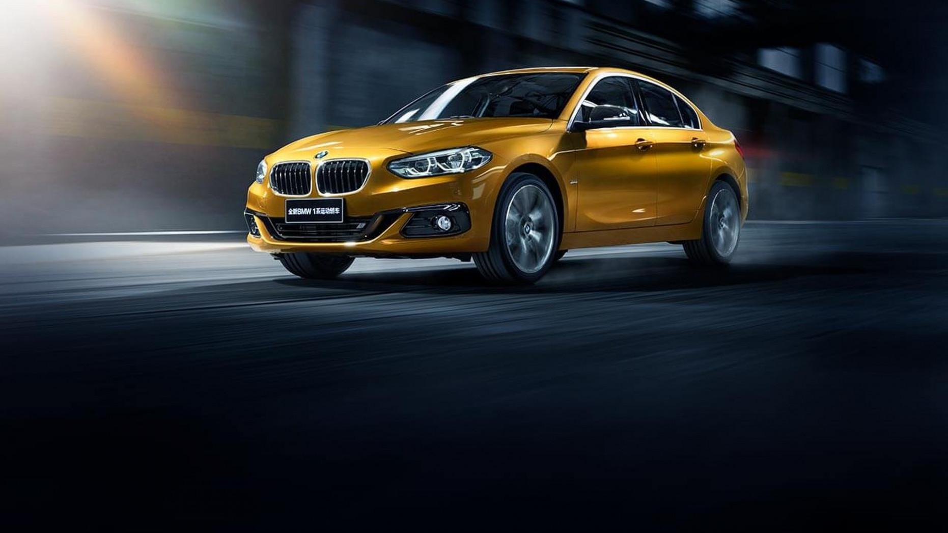 Exterior and Interior 2022 BMW 1 Series Usa