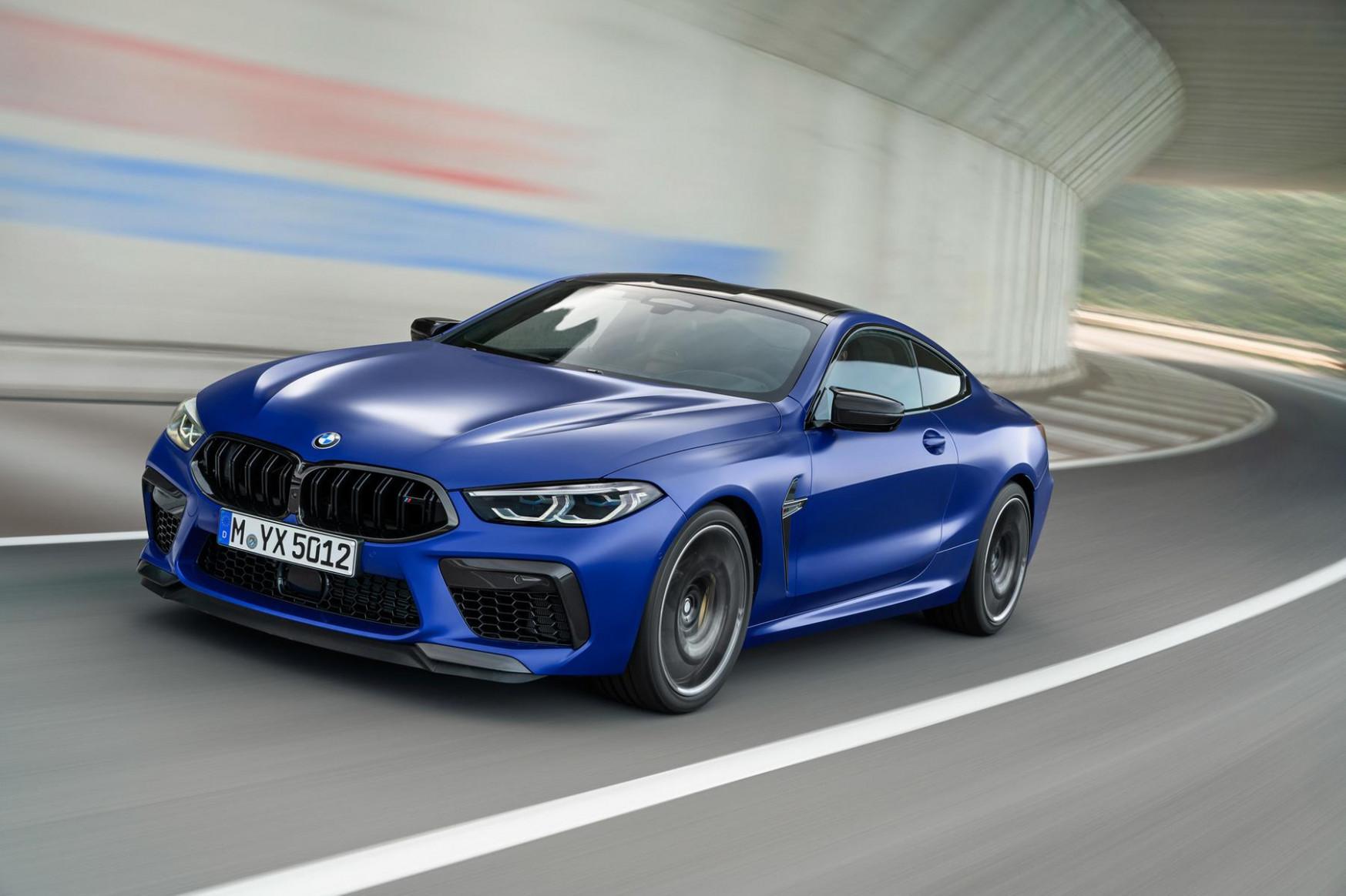 Wallpaper 2022 BMW M8