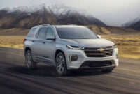pictures 2022 chevy traverse
