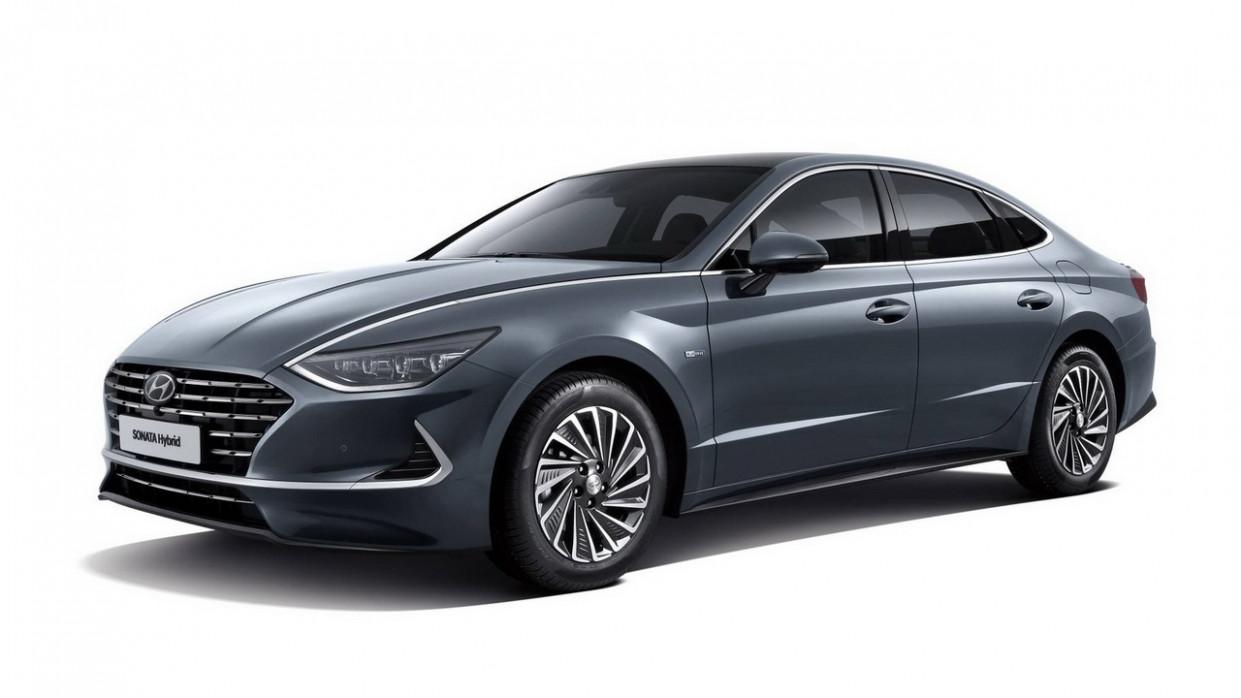 New Model and Performance 2022 Hyundai Sonata Hybrid
