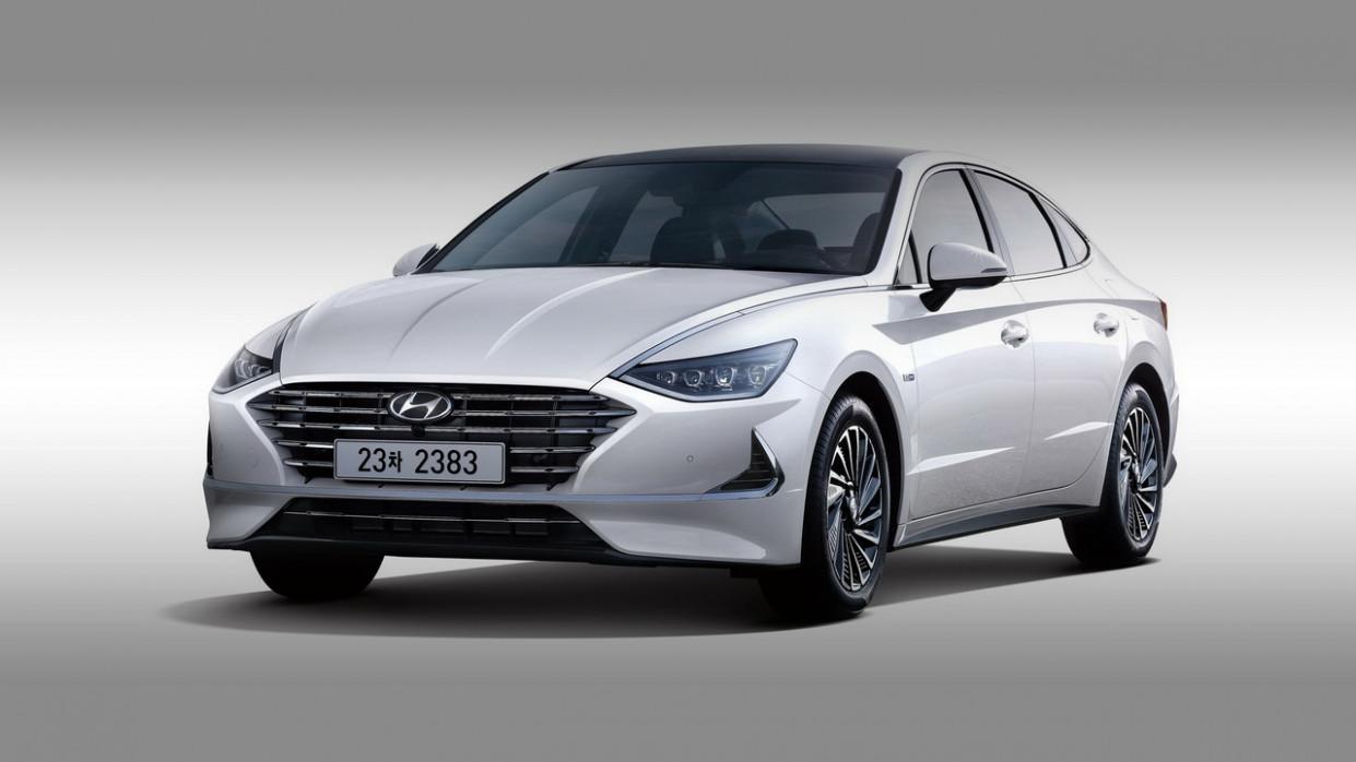 New Concept 2022 Hyundai Sonata Hybrid