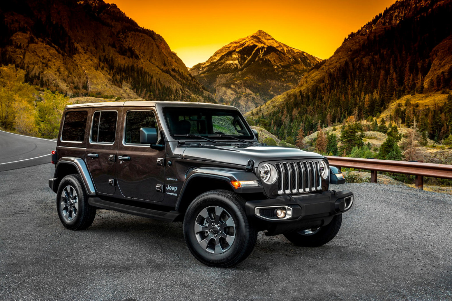 Wallpaper 2022 Jeep Wrangler