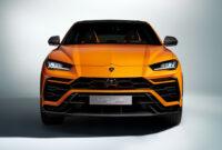 Redesign 2022 Lamborghini Urus